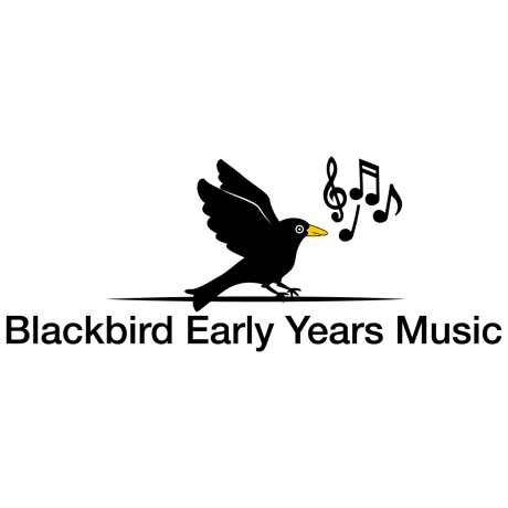Blackbird Early Years Music Logo