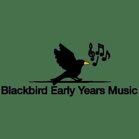 Blackbird Early Years Music Logo